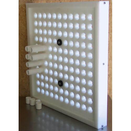 50 Ounce Lip Balm Tube Filling Tray - Lip Balm Trays
