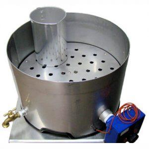 2 65 Oz Lip Balm Filling Tray - Oval Deodorant Tube - Lip